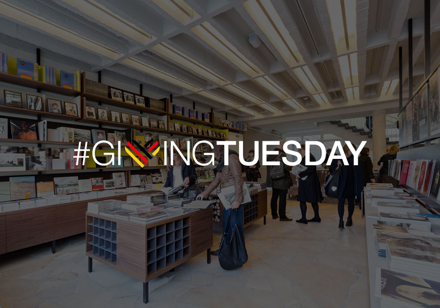 #GivingTuesday 2015 At C/O Berlin, Photo © David Von Becker