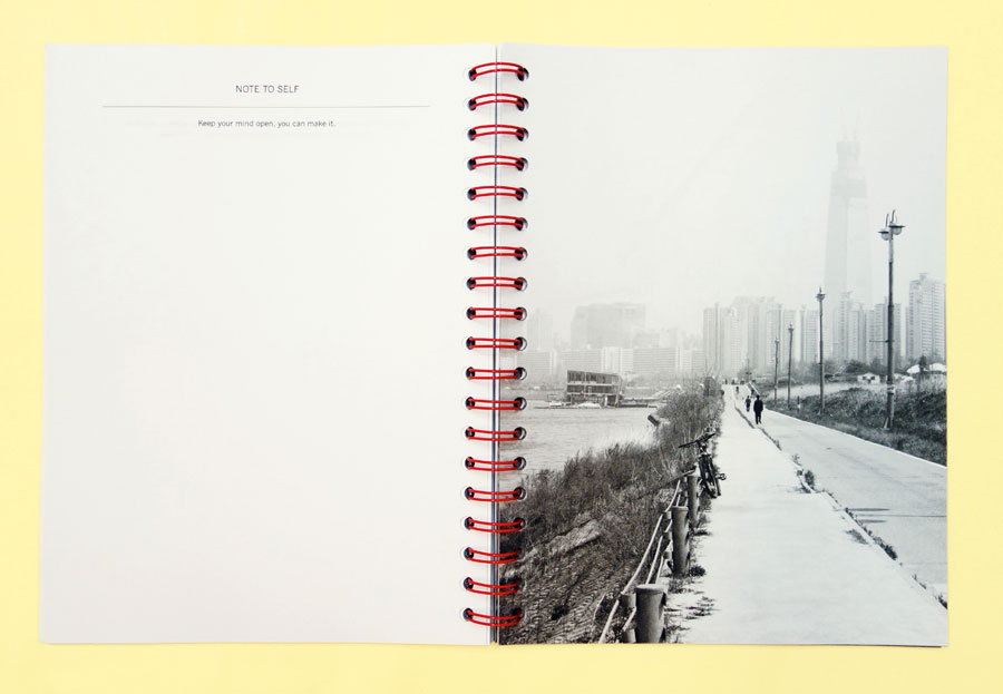 Diana Artus | A Korean Notebook, Artist Book, © Diana Artus, 26 X 19 Cm, 109 Pages With 61 Photographs , Self-published In Winter 2015, Unlimited Edition, Signed