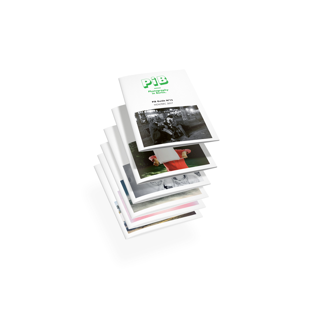 PiB Guide Jahresabo / Annual Subscription