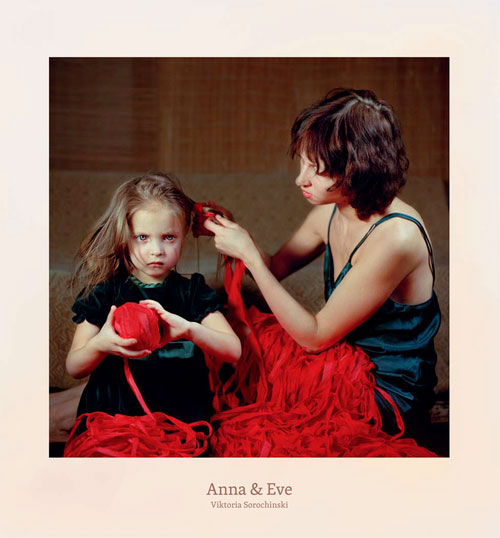 Viktoria Sorochinski | Anna & Eve | published By Peperoni Books, 2013