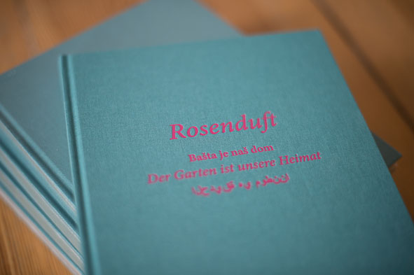 Rosenduft, Self-published In 2016 © Bigi Möhrle
