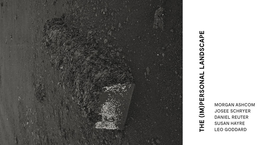 Exp12 | »The (Im)Personal Landscape«, By The International Limited-Residency Photography MFA Program At Hartford Art School / University Of Hartford (USA)