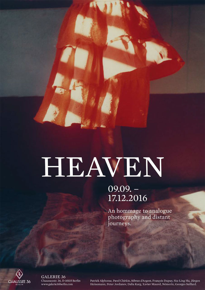 Galerie 36 | »HEAVEN«, Photo: Serejana, Indien 2006 (detail) © Siu-Ling Ha