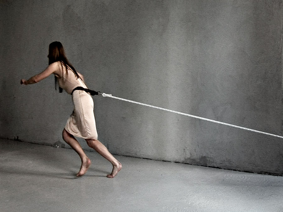 © Pernilla Zetterman, Exercise No 4, 2013, Video Still