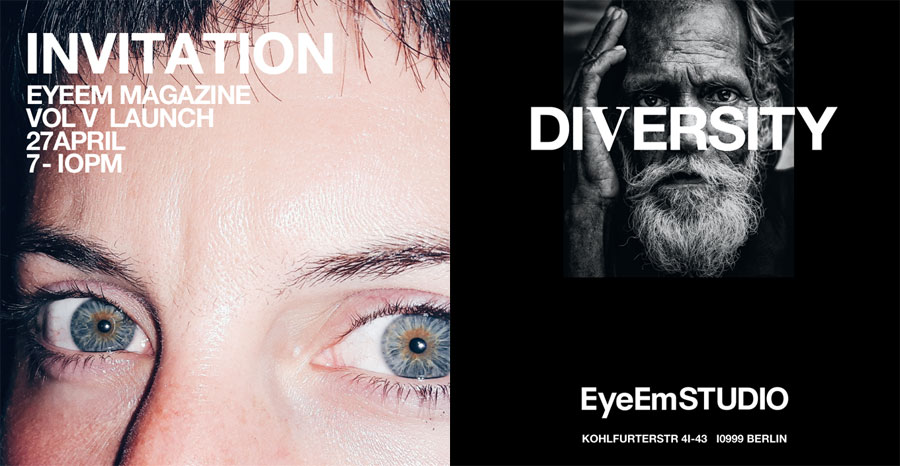 EyeEm Studio | EyeEm Diversity: Magazine Vol. V Launch Party