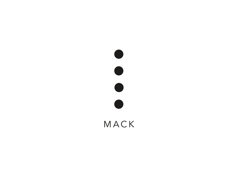 MACK Books