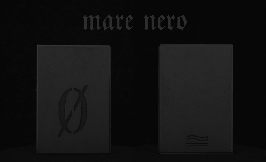 Mare Nero Nr.0, Featuring The Works Of Nicola Fucili & Federico Gargaglione