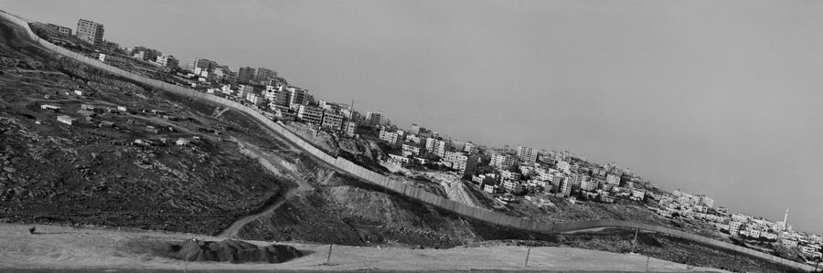 Shu'fat Refugee Camp © Josef Koudelka / Magnum Photos