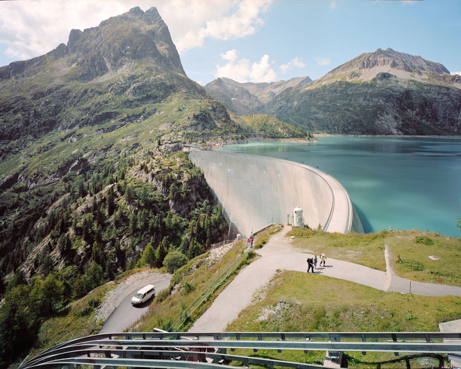 Lac D'Émosson, Switzerland, 2015 © Claudius Schulze