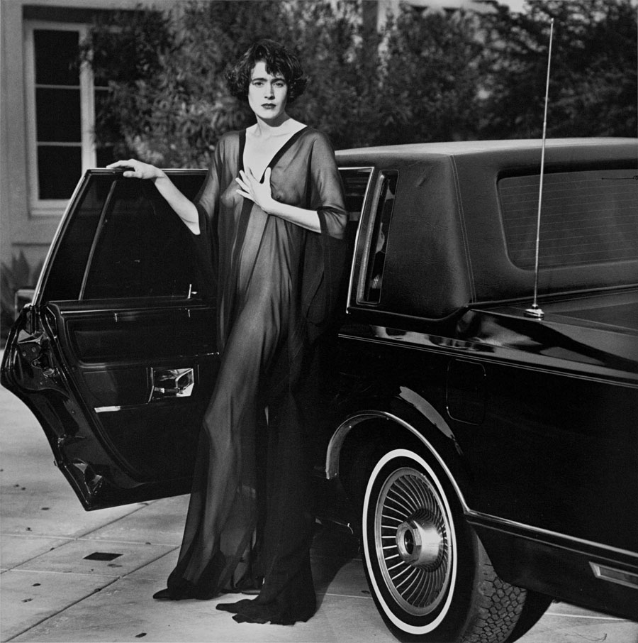 Helmut Newton, Sean Young, Pasadena, California, 1990 © Helmut Newton Estate