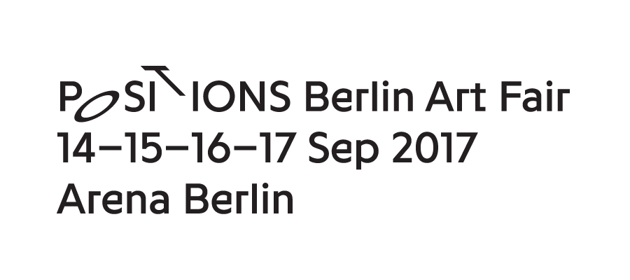 POSITIONS Berlin Art Fair 2017
