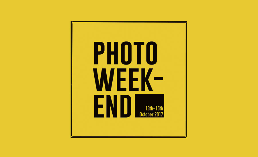 AnalogueNOW! Photo Weekend 2017