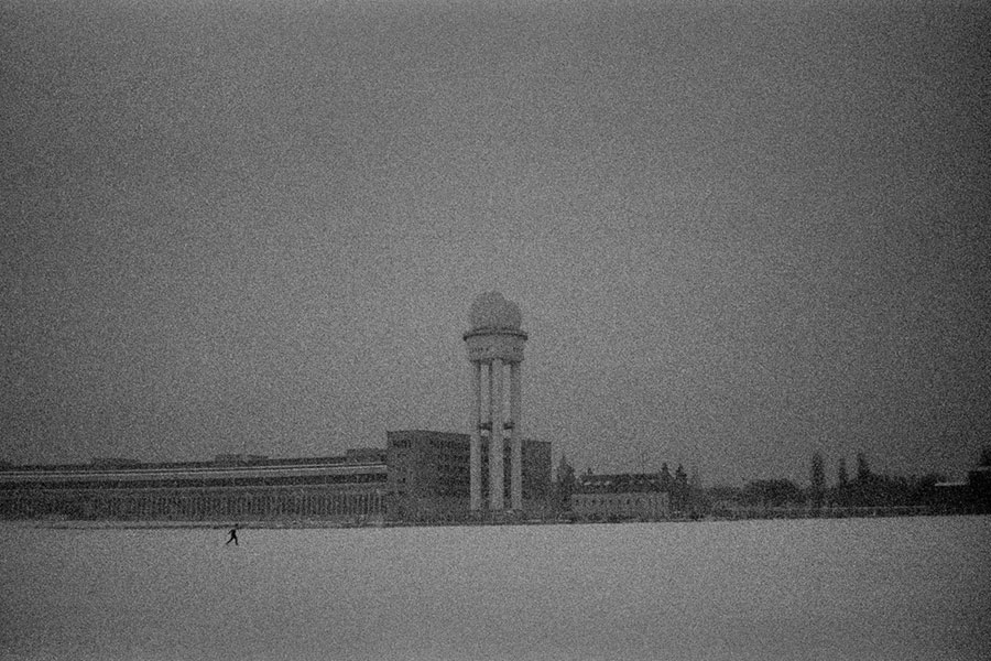 """""""Tempelhof"""" From The Series """"germandiary"""" © Hannes Jung"""