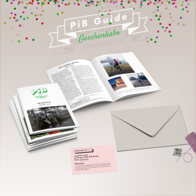 PiB Guide: Gift Subscription