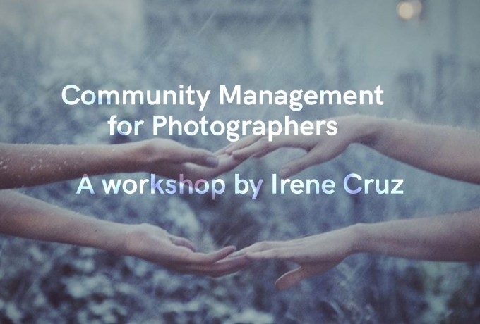 FotoKlub Kollektiv | Workshop »Community Management For Photographers« By Irene Cruz