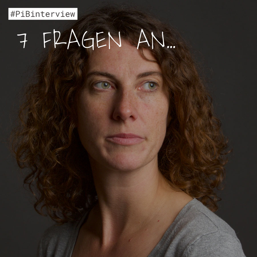 PiB Interview Nº11 | »7 Fragen An…« Eva Gjaltema