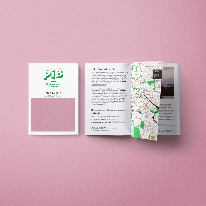 The PiB Guide Nº17 | March/April 2018 © PiB | Now Available For Pre-order // Jetzt Vorbestellen!