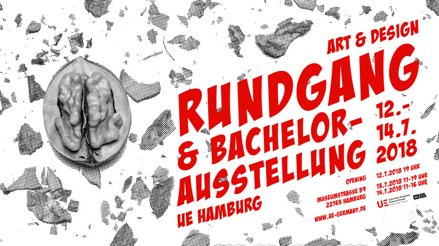 University Of Applied Sciences Europe   »RE:« Bachelor + Master Exhibition + Open House