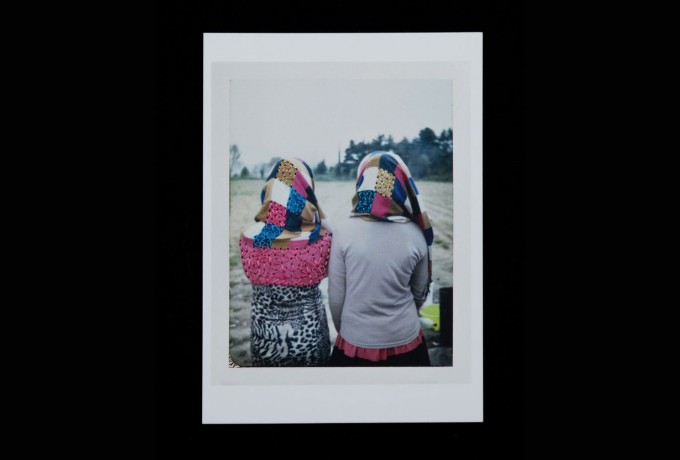 CoGalleries | Giovanna Del Sarto »A Polaroid For A Refugee (APfaR)«