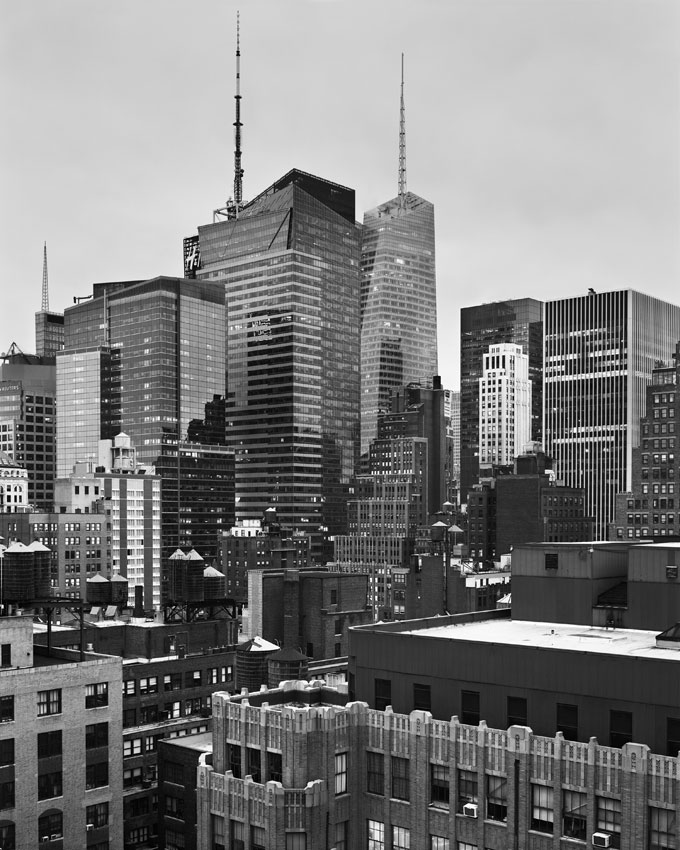 09:48, From The Series Manhattan Sunday, 2012, Archival Inkjet Print © Richard Renaldi