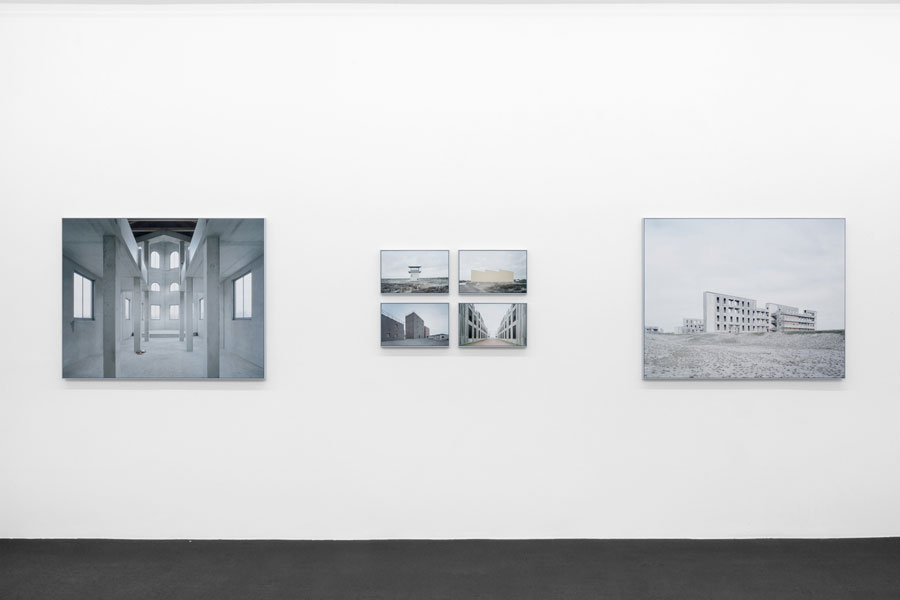 Kehrer Galerie | Gregor Sailer »The Potemkin Village«, Installation View, 2018
