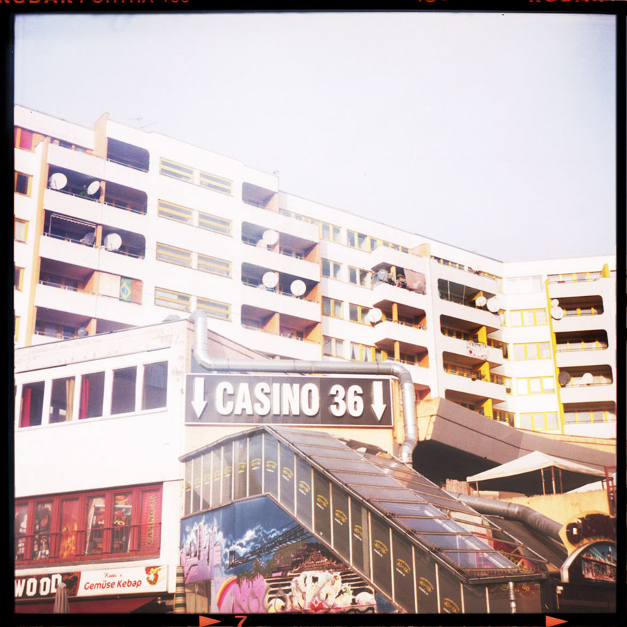 A Piece Of Casino, 2018 © Florian Reischauer