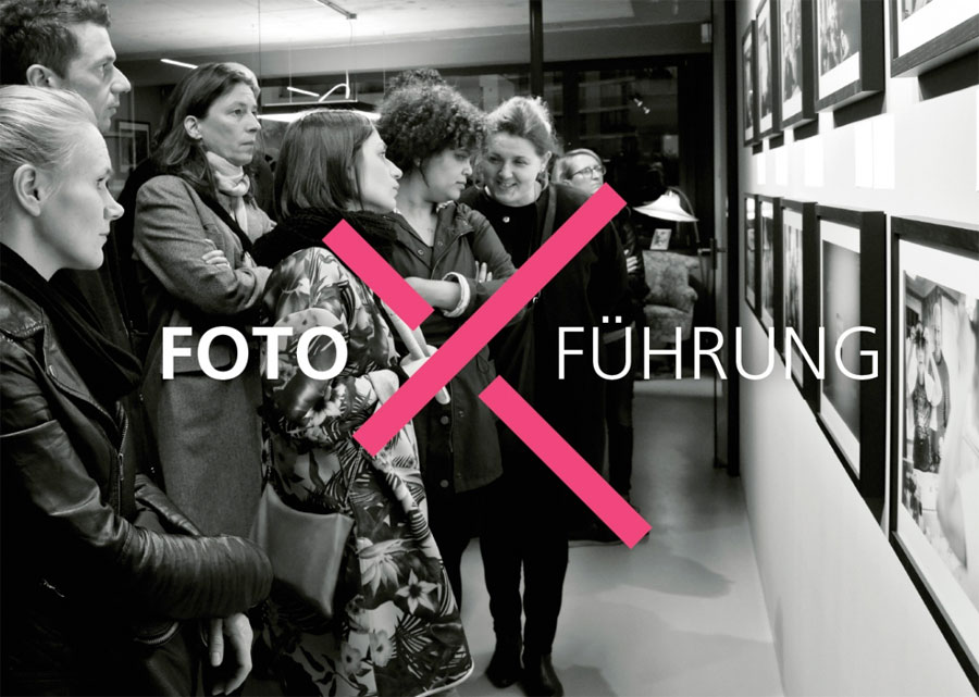 FOTO FÜHRUNG / Guided Tour
