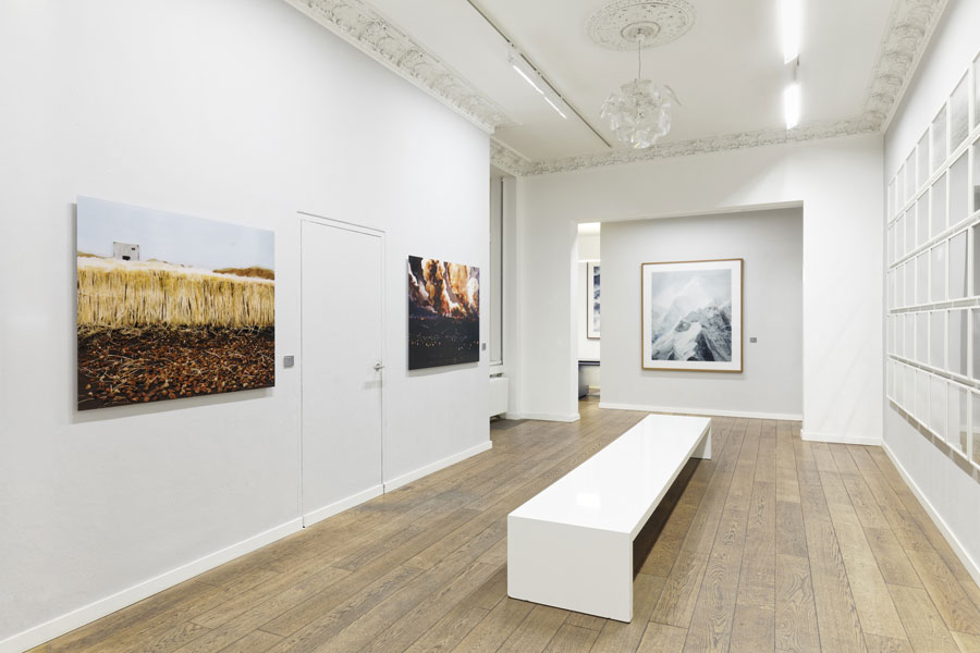 Alfred Ehrhardt Stiftung Berlin | MODELS OF NATURE IN CONTEMPORARY PHOTOGRAPHY, Installation View, 2020, Photo © Carsten Eisfeld