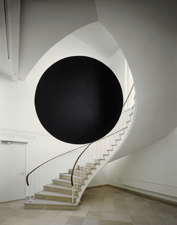 Georges Rousse, Darmstadt, 2015, C-print, 159 X 125 Cm, Ssigned/dated/titled/numbered By Label On Verso, Edition-No.: 5+1+AP © Georges Rousse