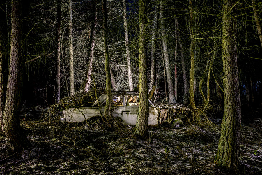 Ghost Cars © Theodor Barth