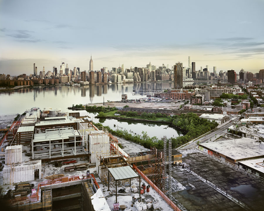 Elmar Haardt, New York, NYC, 2018, 205 X 255 X 6 Cm, Diasec C-Print, Mounted On Aludibond, Edition Of 3 + 2 AP, From The Series Land Of Dreams (2017 – 2019), Signed, Numbered And Dated On Verso, AP 2 Of 2 © Elmar Haardt (On View At DIE GANZE FREIHEIT, Berlin)