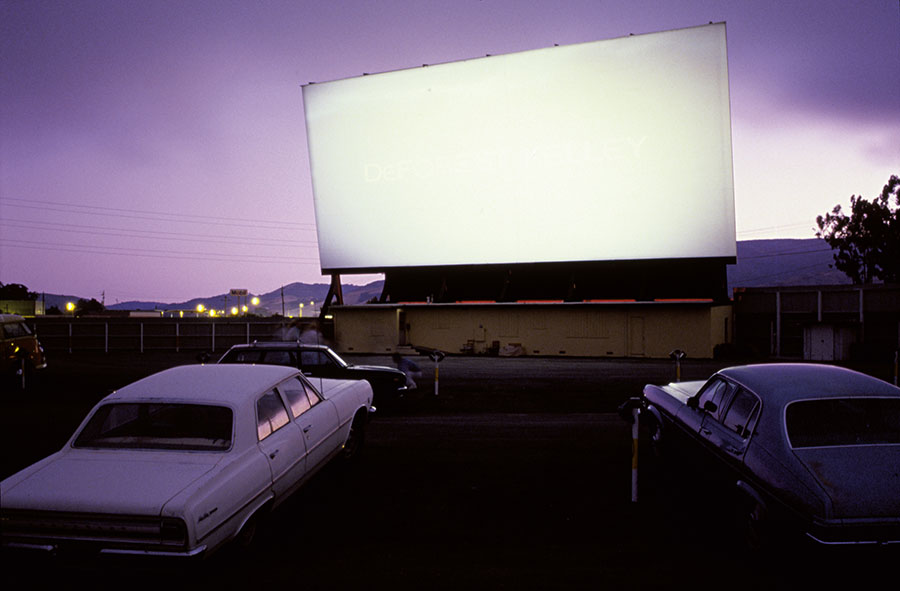 From The Series: Highway No 1, California, 1988 © Stephan Erfurt