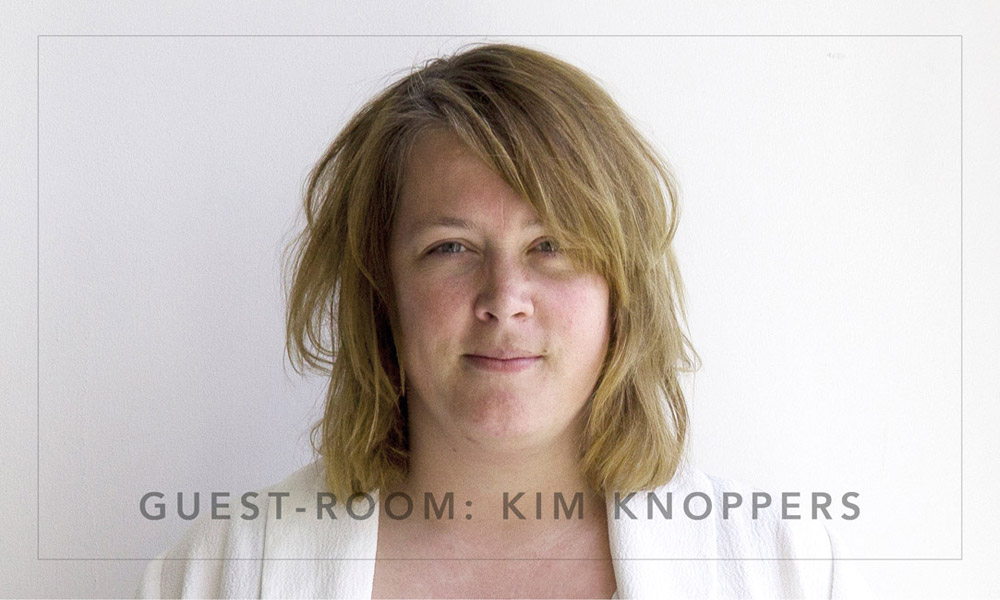 DER GREIF   »Guest-Room: Kim Knoppers«