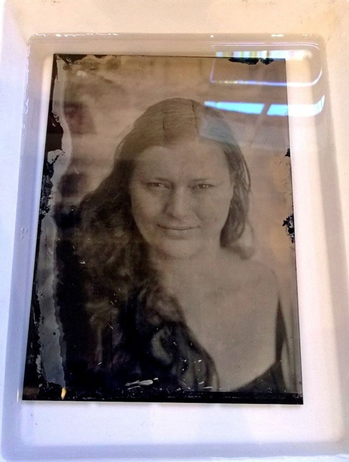 Fotoatelier Sabine Alex | Ambrotype Workshop