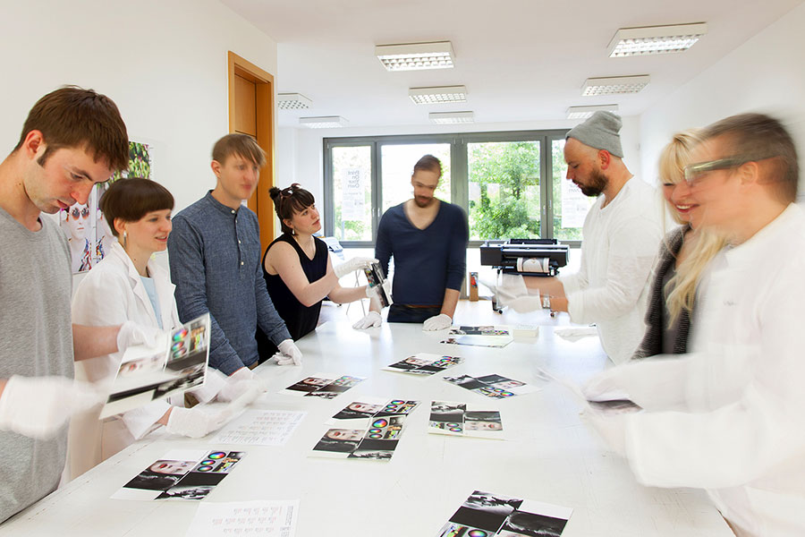 D'mage Light | DIY-Workshops For Students And Artists In Berlin Mitte