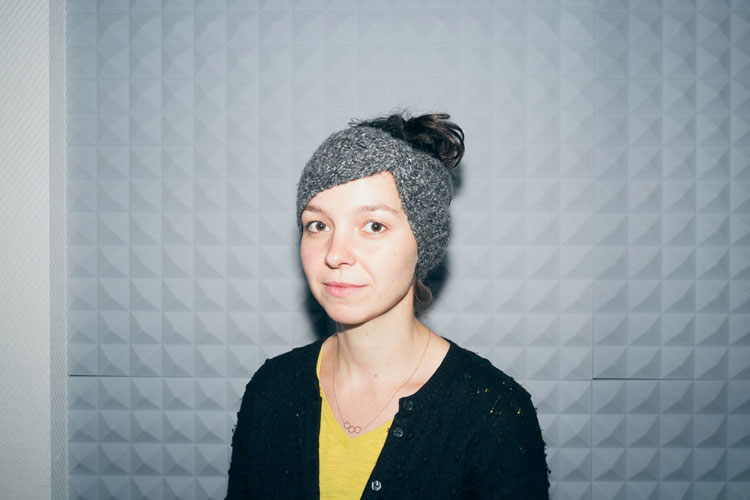 Djamila Grossman At The Viewed Podcast By Cooper Blade