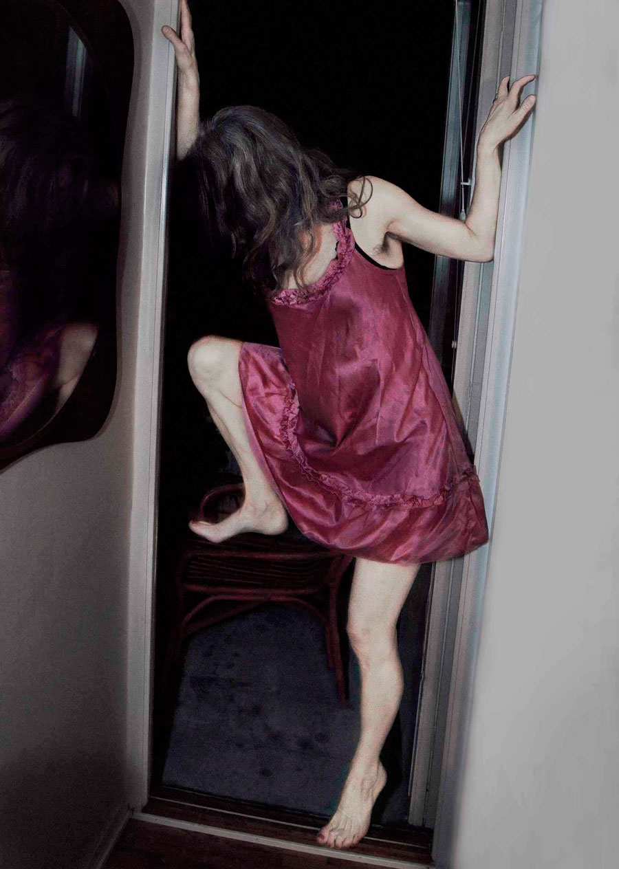 »Untitled«, 2015, From The Series »In Absence« © Monika Macdonald