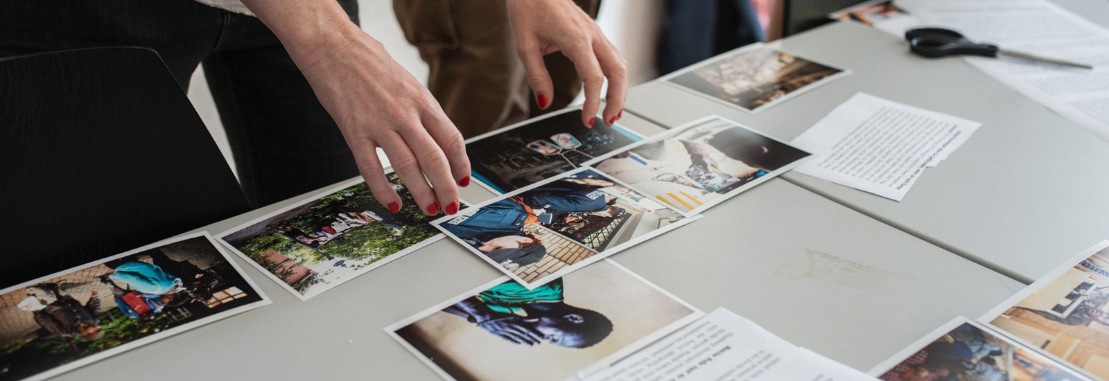 Emerge |Workshop »Picture Editing For Print, Web And Mobile«