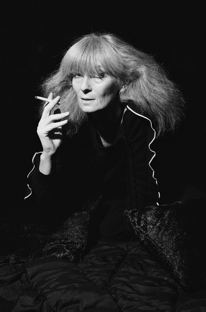 Alice Springs, Sonia Rykiel, Paris 1980 © Alice Springs