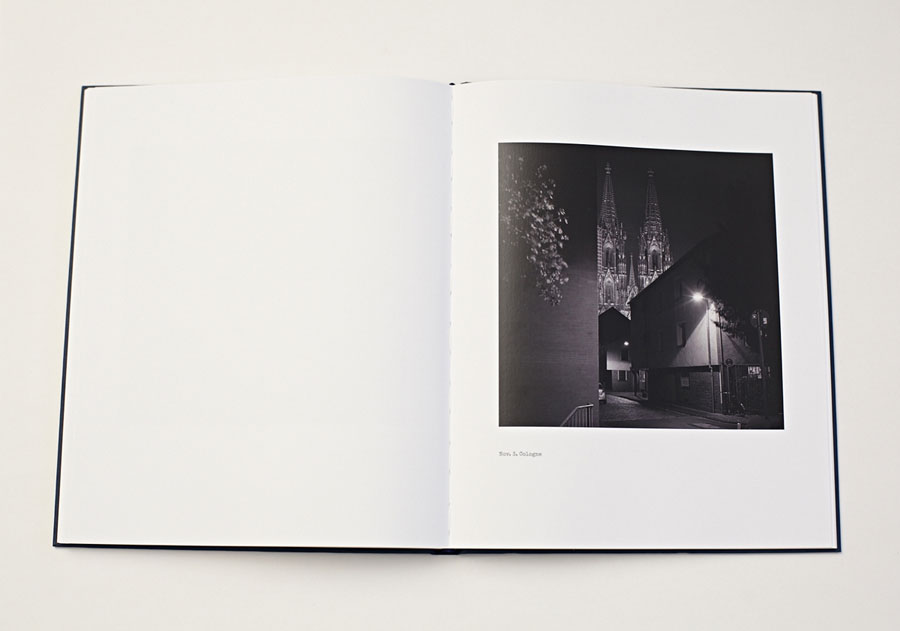 Monograph »Log Book«, Self-published, 2020 © Mike Chick
