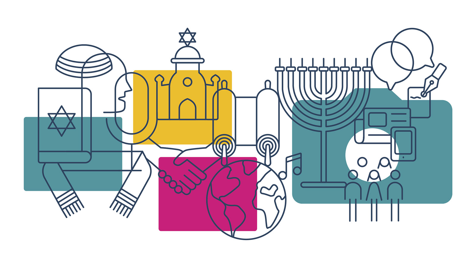 Initiative Kulturelle Integration |Call For Entries: »Cohesion In Diversity –Jewish Everyday Life In Germany«