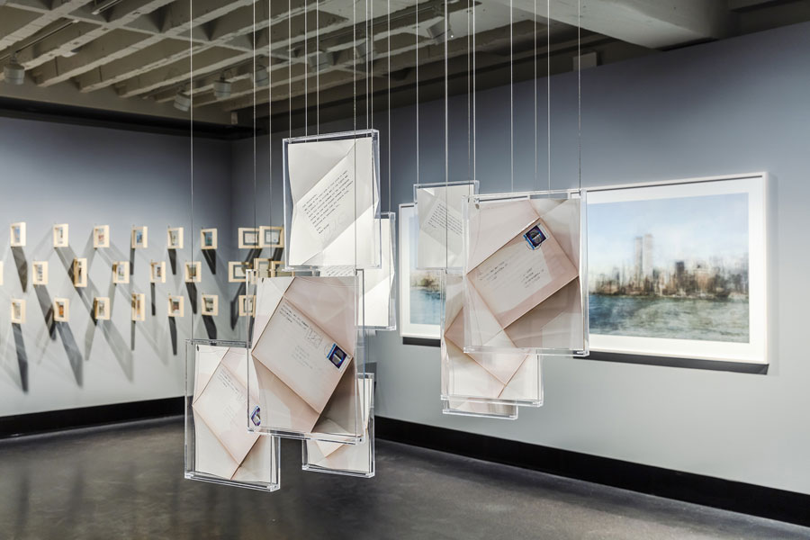Send Me An Image . From Postcards To Social Media, 2021, Installation View C/O Berlin © David Von Becker