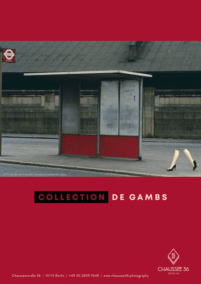 CHAUSSEE 36 – Collection De Gambs